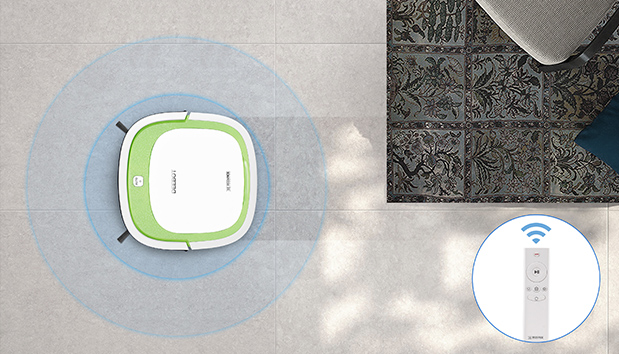 Ecovacs Robotics Deebot Slim - telecomando